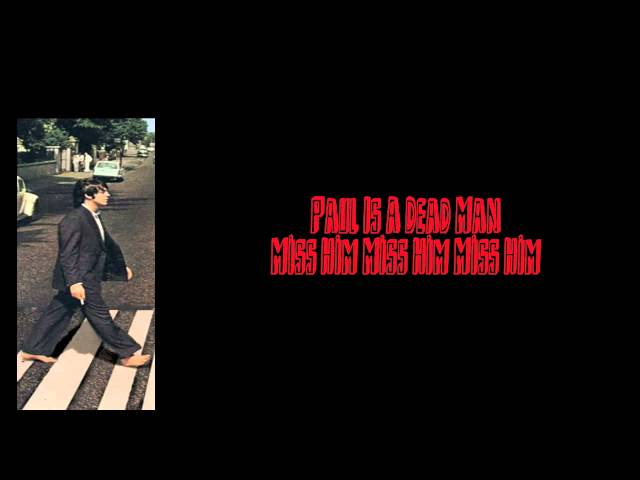 7 completely legit signs that Paul McCartney died in 1966
