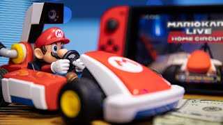 Is Mario Kart Live worth $100?