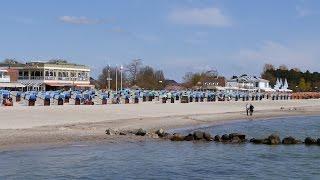 Grömitz, Germany: Strand (Beach), Strandkörbe (Beach Chairs) - 4K Video Photo(Video Image 4K Channels: http://www.videoimage4k.com Videobilder Channels: http://www.videobilder.eu Recording date: 04-2015 Notes: Video Photos are ..., 2015-06-01T14:39:38.000Z)
