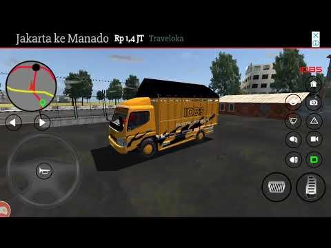 GAME IDBS TRUCK SIMULATOR INDONESIA V2.1