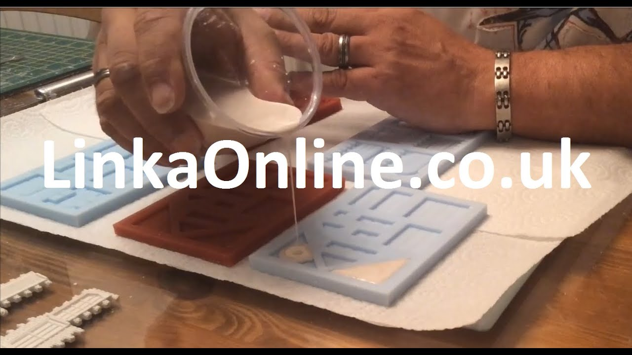 Casting Couch Pouring And Extracting Casts - Youtube-8539
