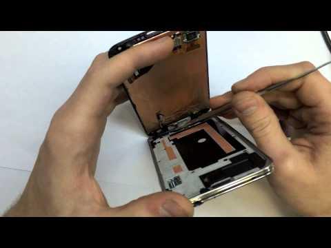 Как разобрать Samsung Galaxy S5, Disassembly SGS5, TearDown