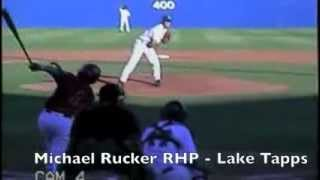 2011 Area Code Kansas City Royals M Rucker