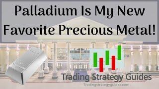 Palladium Is My New Favorite Precious Metal! + S&P 500, AMD, & Bitcoin