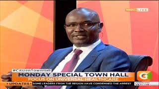 MONDAY SPECIAL TOWN HALL | State of Health in Isiolo County [Part 2]
