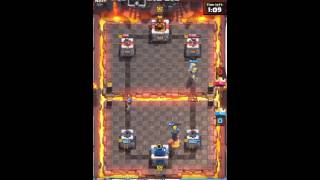 Clash Royal best and most powerful attack