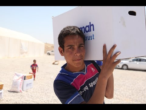 Ramadhan Relief 2017 in Iraq