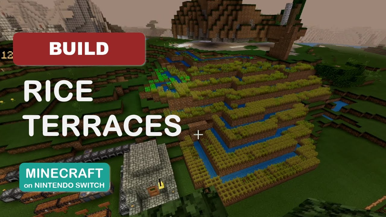 Terrace Farming No Rice In Survival Mode Youtube
