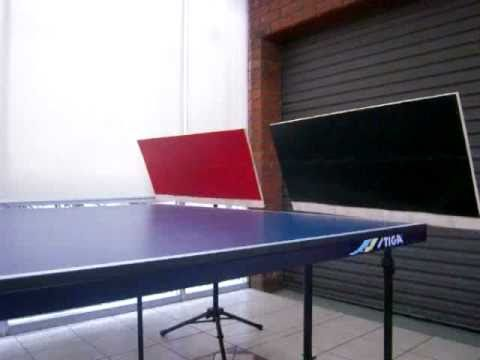 Awesome table tennis return boards youtube - How much does a ping pong table cost ...