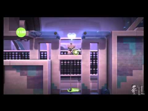 Little Big Planet 2: Men at Work Gameplay [HD]
