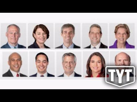 Democratic Debate Lineups Announced