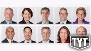 Democratic Debate Lineups Announced