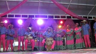 Juventud Alegre de San Juan de Urabá  - XXI FESTIVAL DEL BULLERENGUE DE MARÍA LA BAJA, BOLIVAR. 2014