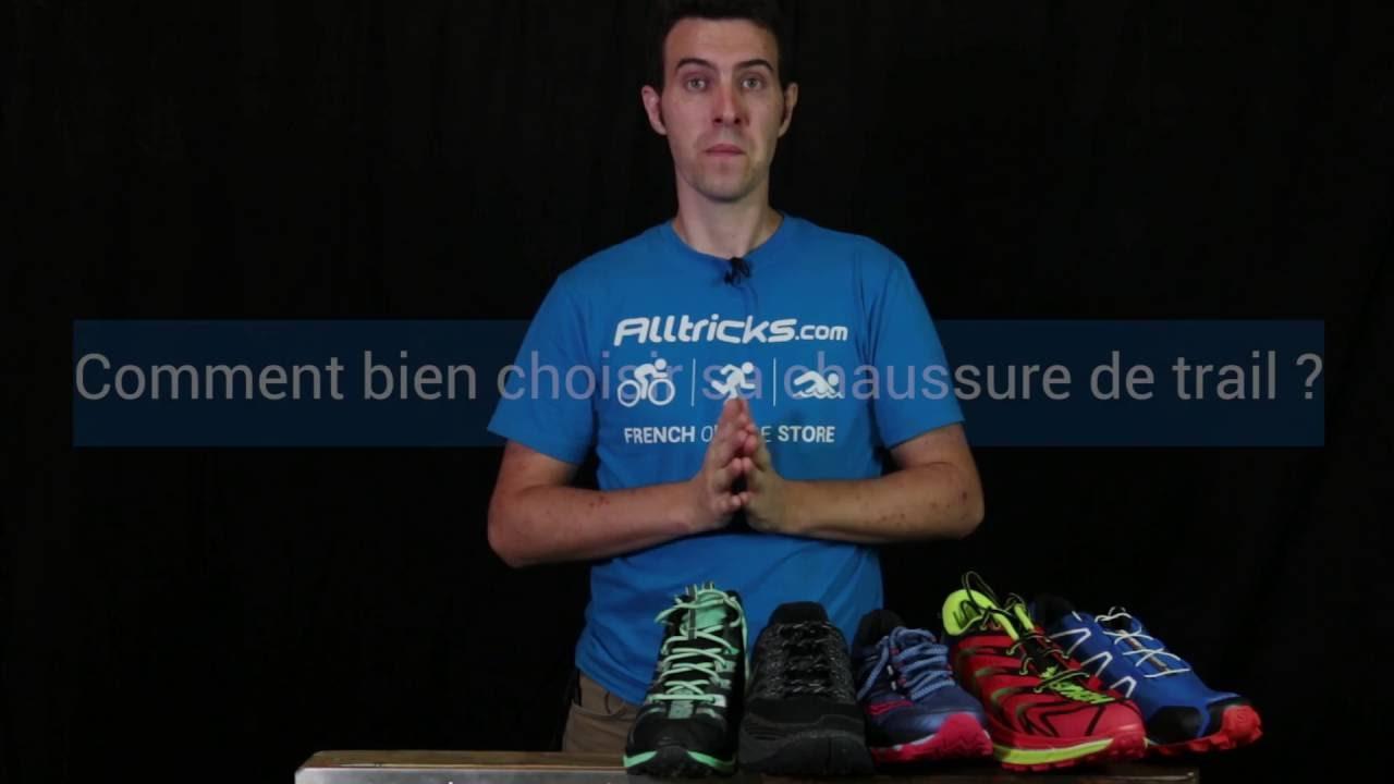 De Sa Chaussure Trail Choisir Comment Youtube wnxqC7nP