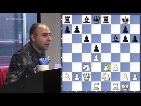 Play the Queen's Gambit Declined like Kasparov - GM Varuzhan