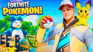 POKEMON in FORTNITE!