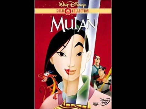 Opening To Mulan 2000 Dvd Youtube