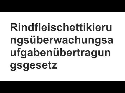 the longest german word youtube