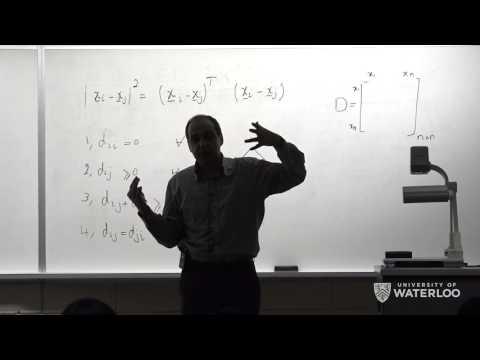 AliGhodsi Lec 12, Metric Learning