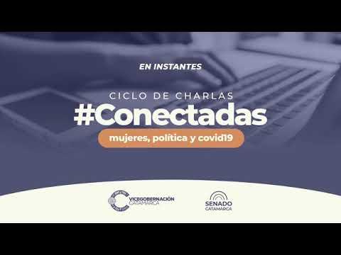 #CONECTADAS: Participación política de las mujeres VICEGOBERNADORAS DE ARGENTINA