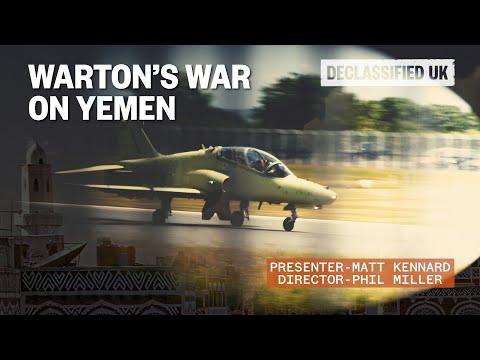 Warton's war on Yemen