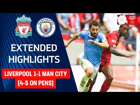 Liverpool 1-1 Man City (4-5 on pens) | Jesus & Bravo Shine in Shoot Out | FA Community Shield