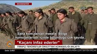 Sağ yakalanan PKK'lı teröristler konuştu: bu kış ölmezseler gelecek kış ölürler