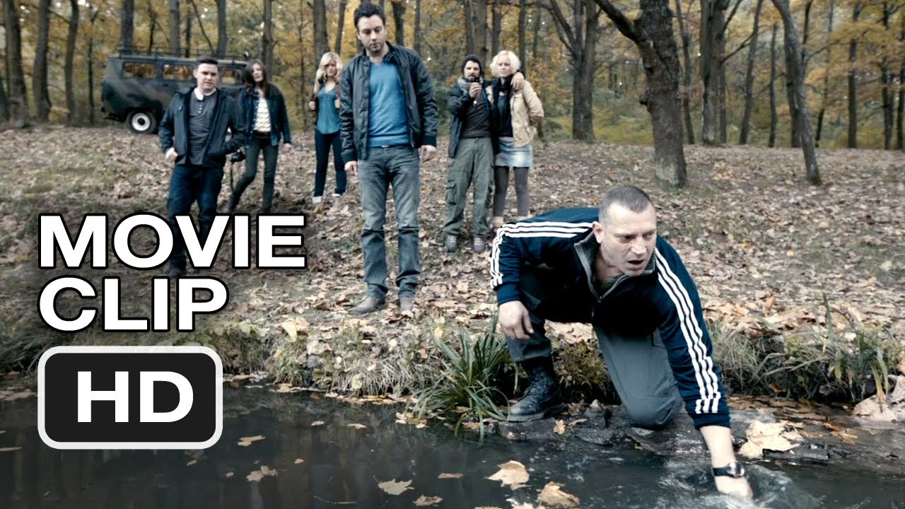 Chernobyl Diaries (2012) Movie CLIPS #5 - Tell Me If You See Something ... Human Animal Mutations