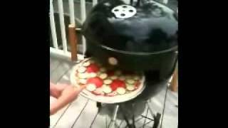 KettlePizza Demo Video - Convert Your Weber Kettle Grill to a Kettle Pizza Oven!