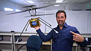 This Helicopter Is Now On Mars!