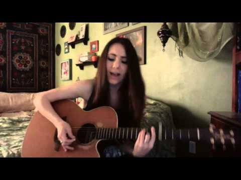 "Melissa Harding covering Sixx:A.M.'s ""Smile"" for #StrutterSongSaturday"
