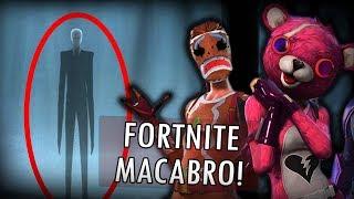 O Lado obscuro do FORTNITE | Coisas assustadoras encontradas no JOGO!