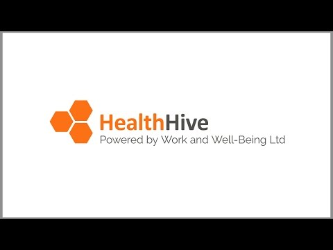 Work&Well-Being HealthHive - employee assessment reporting platform