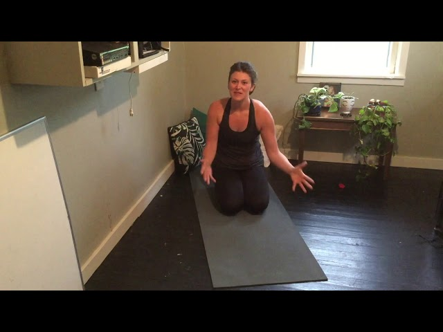 Anatomies Anywhere-Short Yoga Sequence