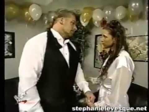HHH/Steph - Backstage Wedding Segments thumbnail