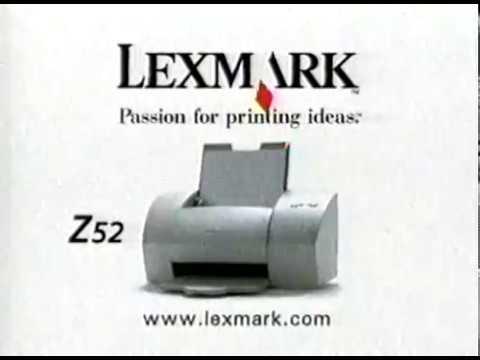 LEXMARK Z52 PRINT WINDOWS 8 DRIVERS DOWNLOAD