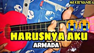 [2.92 MB] ARMADA - HARUSNYA AKU COVER KENTRUNG BY MOCIL'SIANIDA