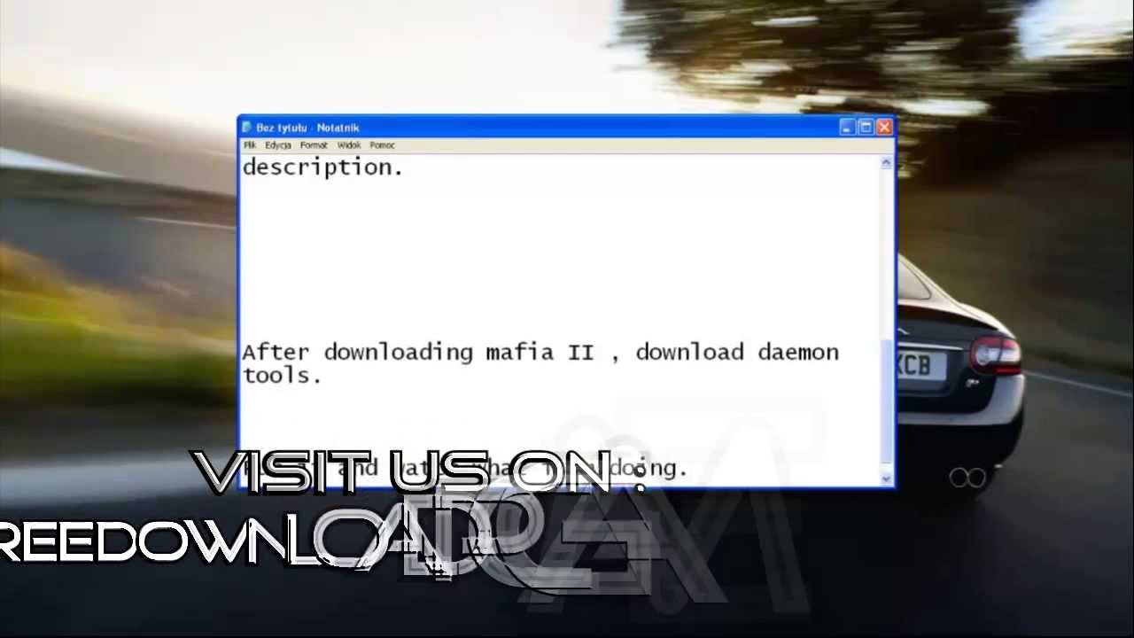How to download and install mafia 2 for free pc mac xbox 360 full game youtube - How to download mafia 2 ...