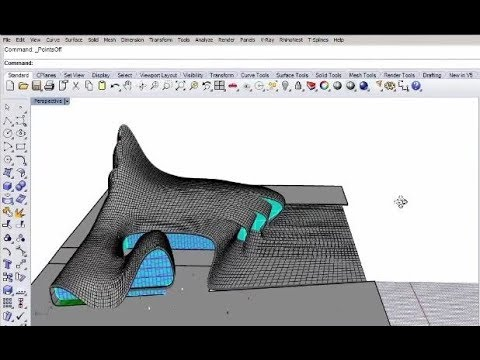 Rhino 3d architecture modeling tutorial youtube for Software architettura 3d