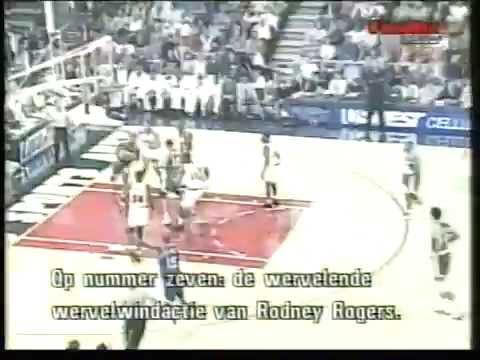Top 10 NBA 1994 1995 Vol 1