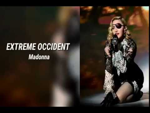 Madonna - Extreme Occident (Official Lyric Video)