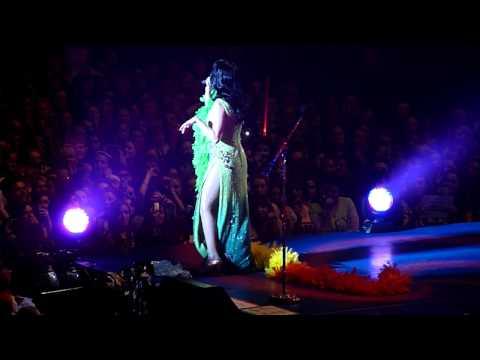 Katy Perry Kisses Fan in Dublin