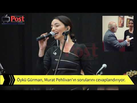 Öykü Gürman Almanya 24. Trabzonlular Gecesi - Duisburg / Post Aktüel Röpartaj