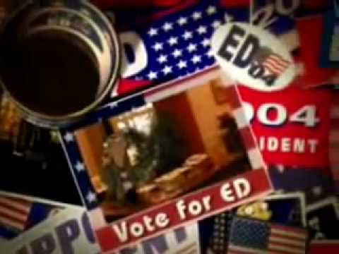 Cartoon Network - 2004 Presidential Election: Vote for Ed Commercial (2004)