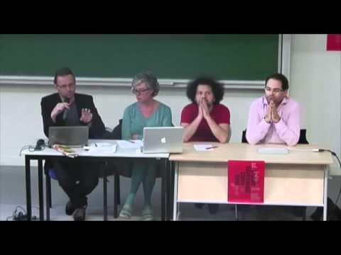 Siana 2012 - Conférence  Imaginaire, technologies, société. Design et quête de sens