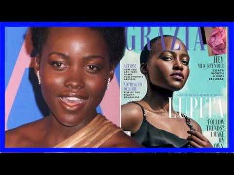 Lupita nyong'o photographer says sorry for airbrushing grazia cover
