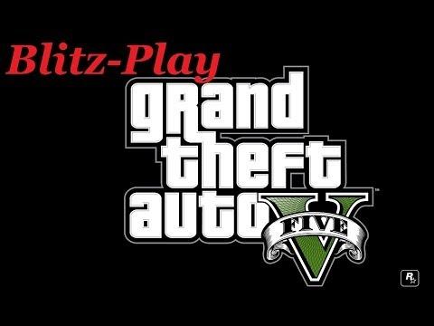 Blitz-Play: GTA V - Online Chaos Part 3