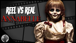 REEL VS REAL: ANNABELLE 🎞️ The True Story Behind The Conjuring, Annabelle & Annabelle Creation