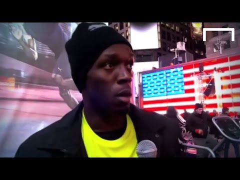 "Usain Bolt ""changed his mind"" about joining Man United"