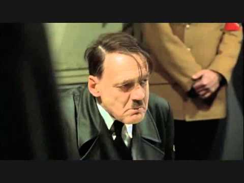 Hitler's reaction to EYE to EYE music video (Music video included) !!